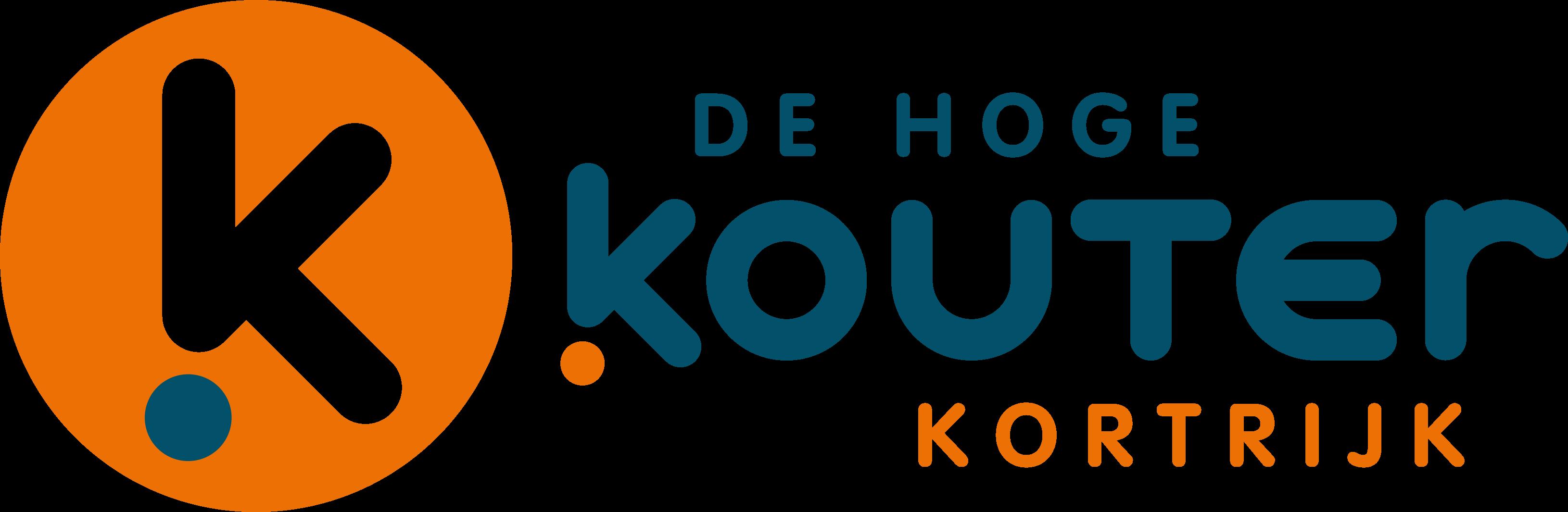 Logo BuSO De Hoge Kouter Kortrijk