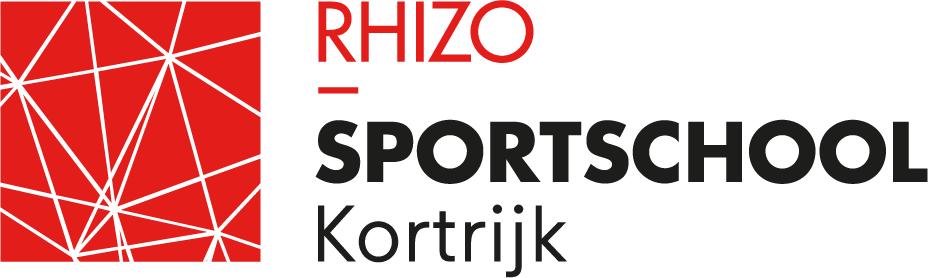 Logo RHIZO Sportschool Kortrijk